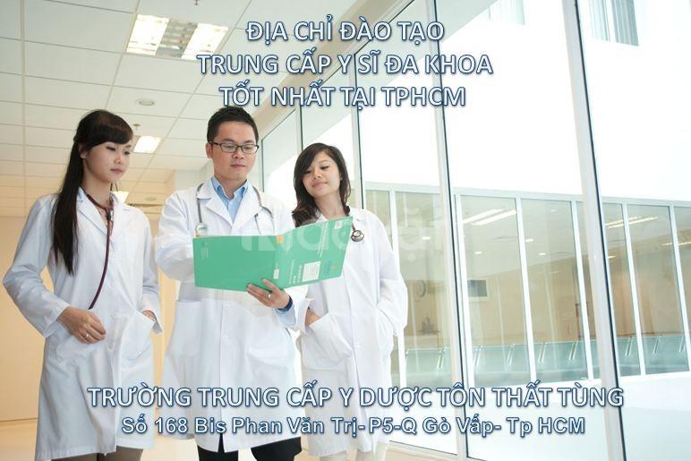 Đào tạo y sĩ đa khoa TpHCM