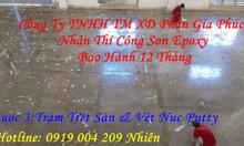 Sơn sàn EPOXY hệ lăn ET5660 giá rẻ