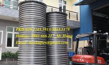 Ống Sprinkler dùng trong PCCC - ống mềm inox - khớp nối mềm inox