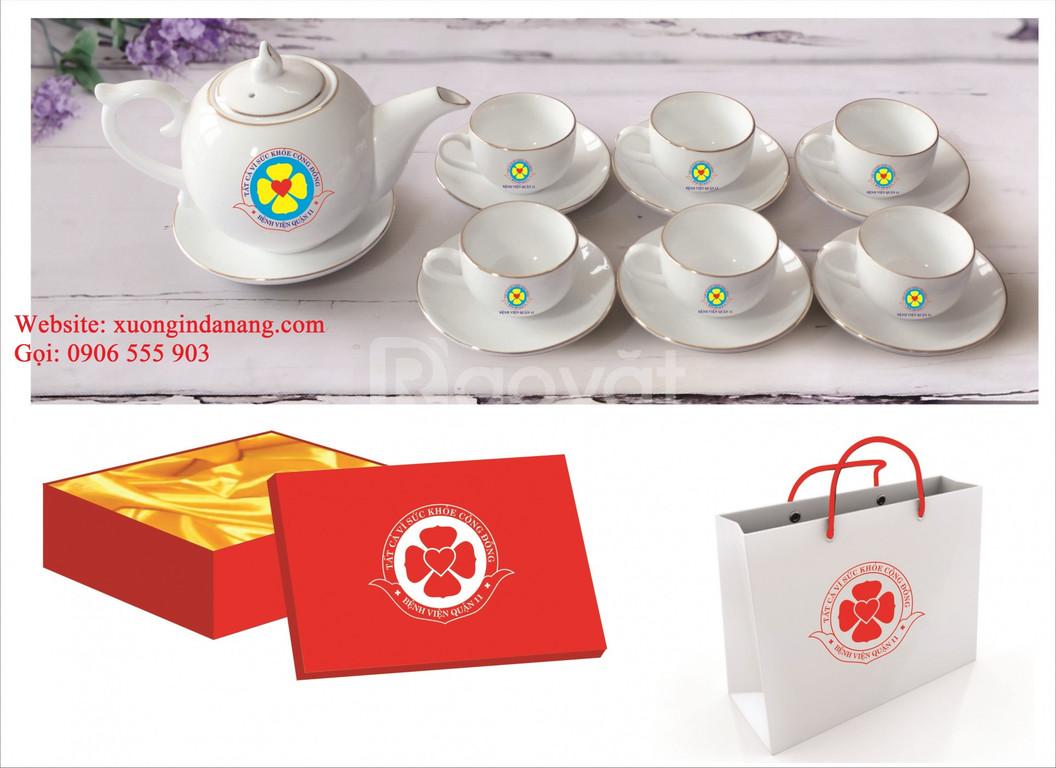 Sản xuất in ấn quà tặng gốm sứ tại Huế, cung cấp in ấn gốm sứ tại Huế