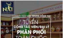 Tuyển cộng tác viên / đại lý phân phối các sản phẩm Lộc Nhung Hươu Nai