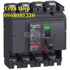 Aptomat mccb LV430840 160A 3P  25kA schneider giá rẻ