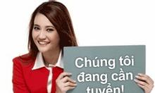 Cần tuyển nhân viên báng hàng thị trường sản phẩm giấy vệ sinh