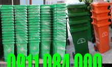 Giá gốc tại kho! Thùng rác 120 lít 0911.084.000