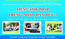 Lớp học tiếng Nhật tại Nam Định