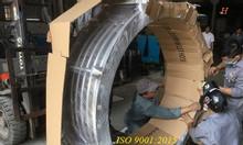 Ống mềm inox dẫn dầu khí - khớp nối mềm - khớp giãn nở - ống chôn bê tông