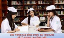 Liên thông cao đẳng Dược sĩ TPHCM ở đâu tốt?