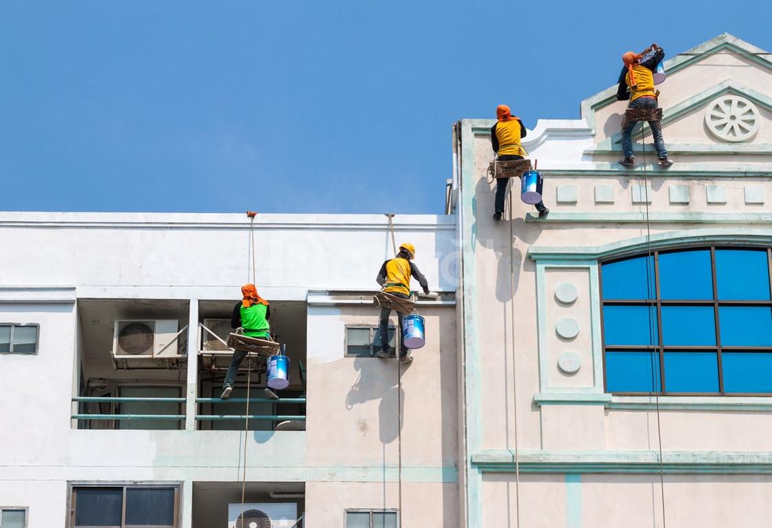 Đại lý chuyên phân phối sơn lót kháng kiềm Terraco màu trắng cho tường