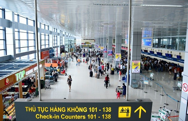 Giá vé máy bay Vietnam Airlines từ Vinh đi Hà Nội