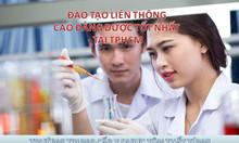 Tuyển sinh Liên thông cao đẳng Dược tại TpHCM