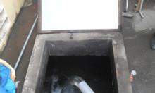 Thau rửa bể nước ăn, bể ngầm, inox 0976544885 tại Hoàng Hoa Thám HN