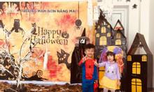 Halloween kinh dị ở trường mầm non tại Vinh