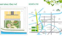 Bán căn hộ Penhouse - Douplex sân vườn dự án Citizents Trung Sơn 5tỷ/168