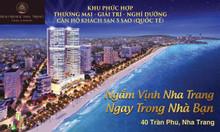Đầu tư căn hộ khách sạn tại vị trí kim cương, 40 Trần Phú - Nha Trang