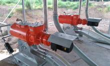 Mô hình máy ép phân xử lý phân heo phân bò