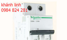 Aptomat mcb A9K27206 6A 2P 6kA 230V schneider giá rẻ