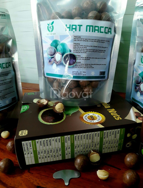 Cửa hàng bán hạt Macca tại Quận Thủ Đức TpHCM, LH 0936136879
