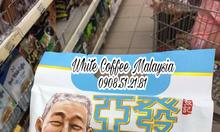 Cà Phê Trắng Ahhuat Malaysia