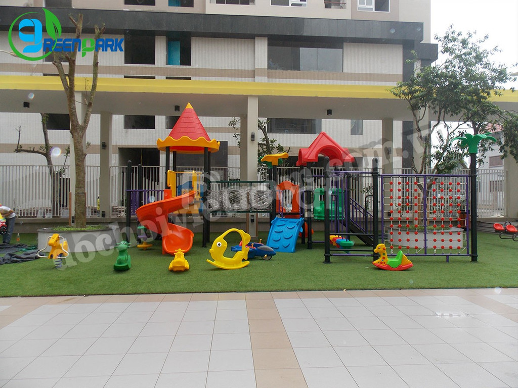Tư vấn, thiết kế, cung cấp, lắp đặt trang thiết bị vui chơi trẻ em