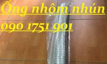 Ống nhôm hút khói - ống nhôm chịu nhiệt - ống gió nhôm - ống nhôm cứng