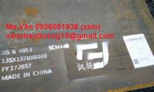 Thép tấm hợp kim SCM440 (tiêu chuẩn JIS G4053)