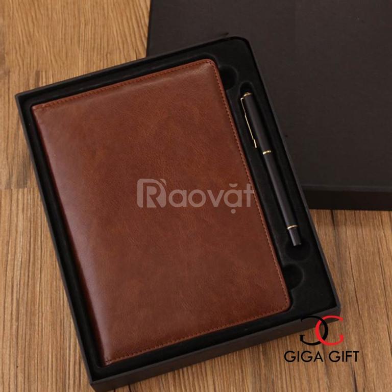 Set quà tặng bút và sổ (quatangdoanhnghiep.vn)