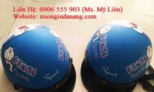 Sản xuất mũ bảo hiểm tại HCM, in mũ bảo hiểm tại HCM
