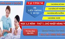 Điều kiện Liên thông cao đẳng Điều dưỡng tại TpHCM