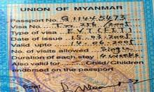 Dịch vụ làm visa đi Myanmar - Làm nhanh - Lấy Khẩn - Thủ tục đơn giản