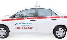 Tuyển lái xe hãng Taxi Group - chấp nhận bằng mới