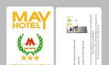 Chuyên cung cấp thẻ vip, thẻ dập nổi, thẻ cảm ứng in, thẻ xe