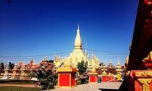 Tour du lịch đón Noel và tết dương lịch trên đất Phật Lào