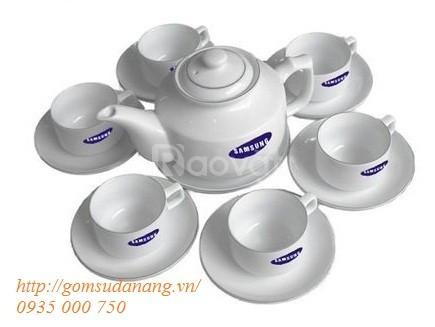 In bộ ấm trà Đà Nẵng, sản xuất bộ ấm trà Đà Nẵng đẹp giá rẻ