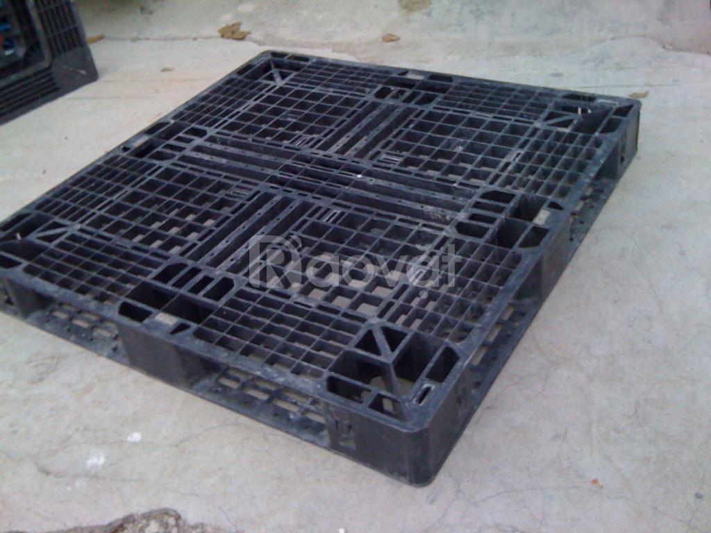 Thanh lý lô Pallet nhựa cũ Đà Nẵng, Huế