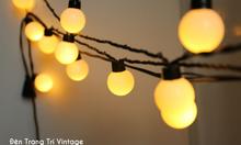 Đèn Pingpong 5m - Dây đèn trang trí