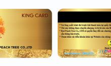 Cung cấp thẻ nhựa, thẻ giảm giá, thẻ từ, thẻ khuyến mãi