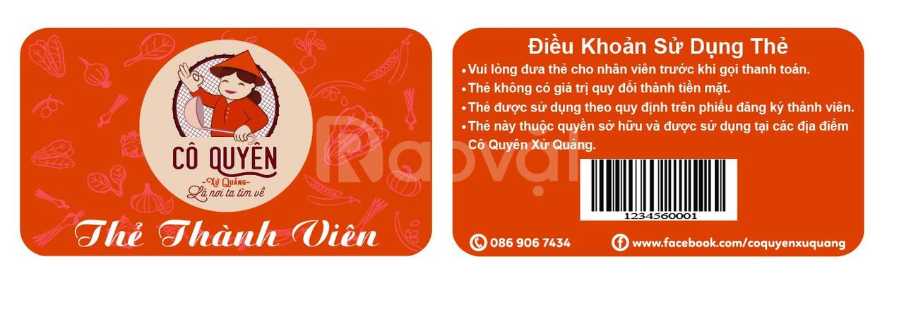 In thẻ nhựa,thẻ ưu đãi,thẻ mã hóa,thẻ chấm công LH 0916986840