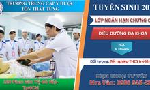 Trường nào tại TpHCM đào tạo chứng chỉ Điều dưỡng đa khoa