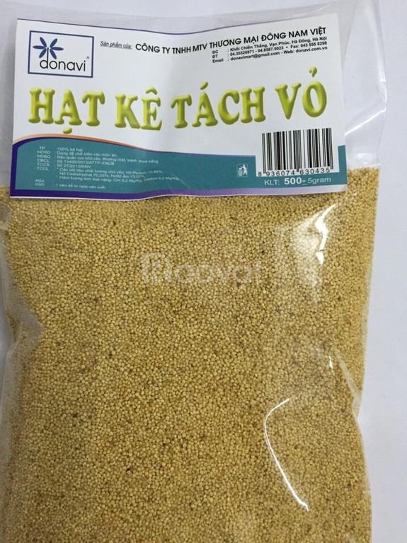Mua hạt kê vàng sạch ở đâu tại Hà Nội