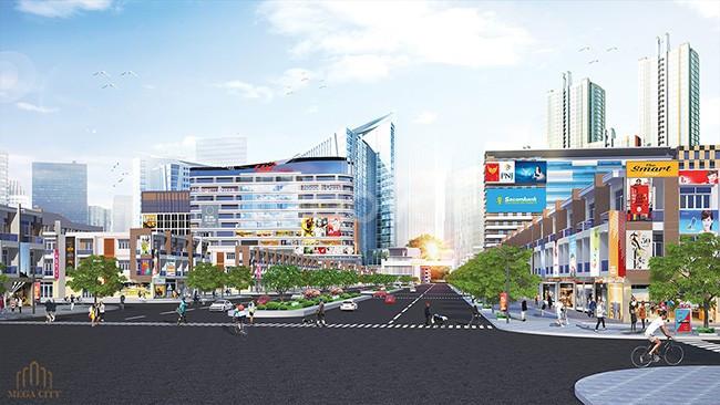 Mở bán Mega city giai đoạn 2 chỉ với 480 triệu/nền