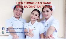 Liên thông cao đẳng Điều dưỡng chất lượng ở TpHCM