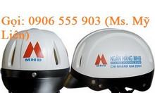 Xưởng sản xuất mũ bảo hiểm tại Quảng Ngãi, in logo mũ bảo hiểm đẹp
