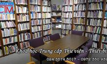 Trường trung cấp thư viện thiết bị chính quy học cuối tuần
