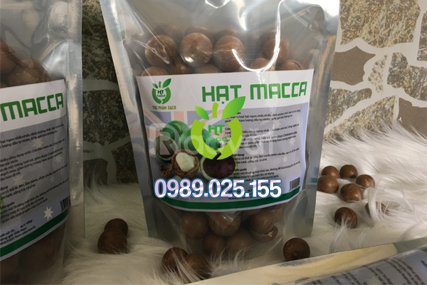 Cửa hàng bán hạt macca tại Bắc Giang - LH 0936136879