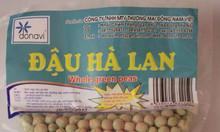 Làm bột ngũ cốc tại nhà không thể thiếu đậu Hà Lan khô