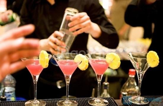 Học pha chế ở tại Hà Nội, trung tâm dạy pha chế Bartender
