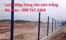 Lưới thép hàng rào, lưới hàng rào sơn tĩnh điện, hàng rào lưới thép