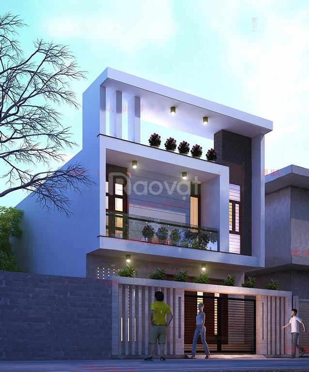 Thiết kế nhà tại Hải Phòng, thiết kế nhà đẹp giá rẻ