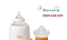 Máy Hâm Sữa Fatzbaby FB3002L Tặng Bộ 10 Túi Trữ Sữa 210ml