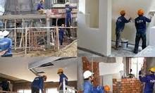 Chuyên nhận khoán hoàn thiện, sửa chữa nhà ở, căn hộ